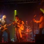 BARONS BALL rockte Mülverstedt beim 1. STF-Festival